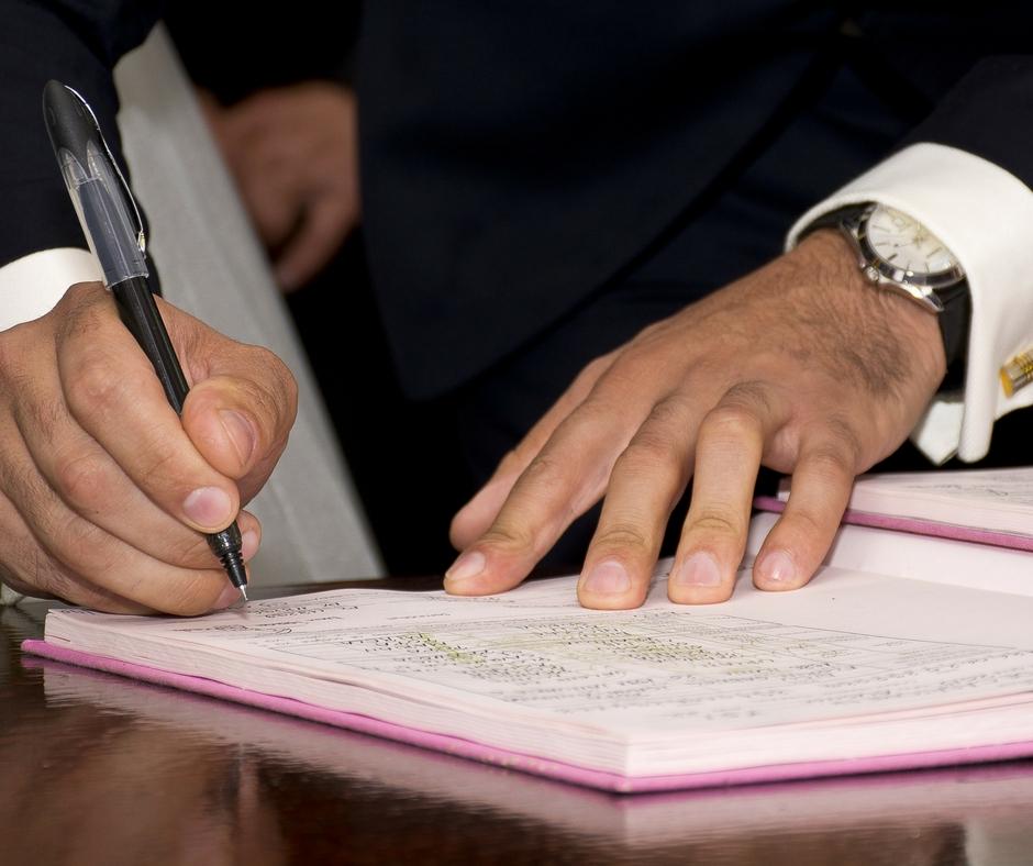 Podpis na druku nie pozwala sądzić, że świadczeniobiorca został pouczony