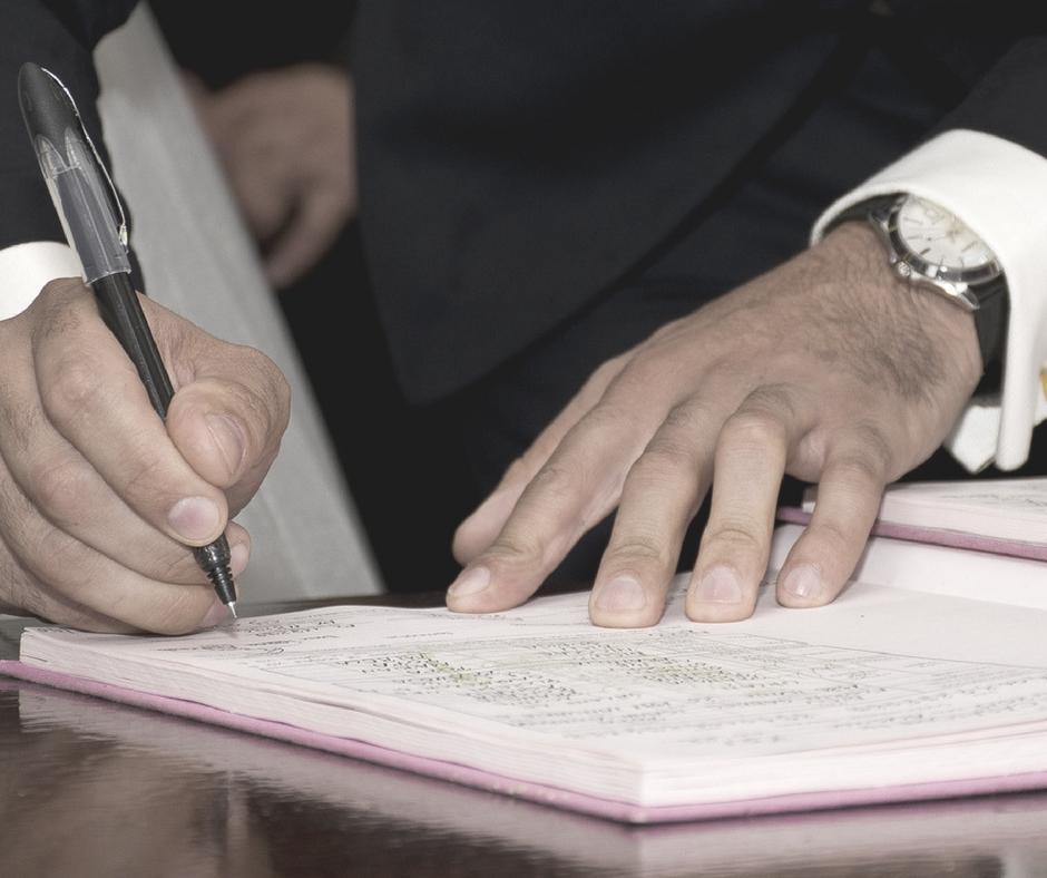 Podpis na druku nie pozwala sądzić że świadczeniobiorca został pouczony