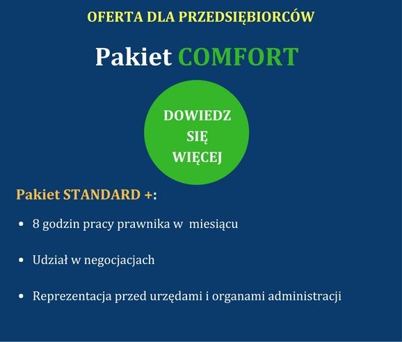 Pakiet comfort