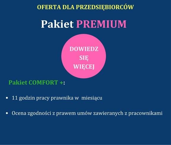 Pakiet premium dla firm