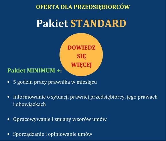 Pakiet standard