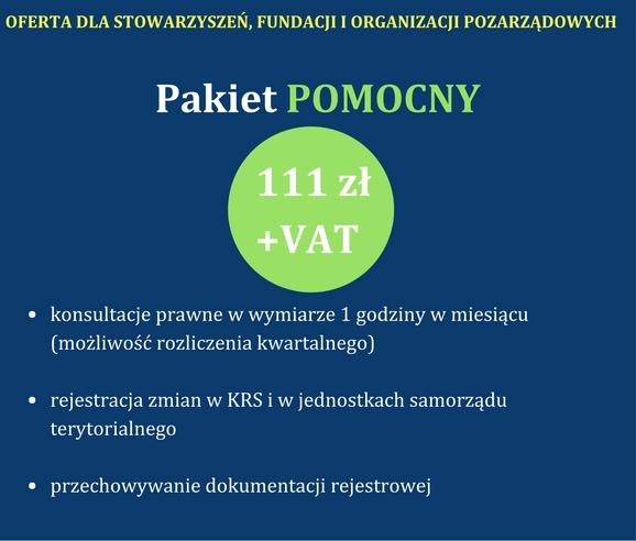 Porady Prawne Gdynia NGO Pakiet Pomocny