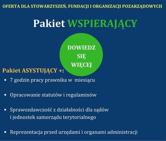 Porady Prawne Gdynia dla organizacji pozarządowych