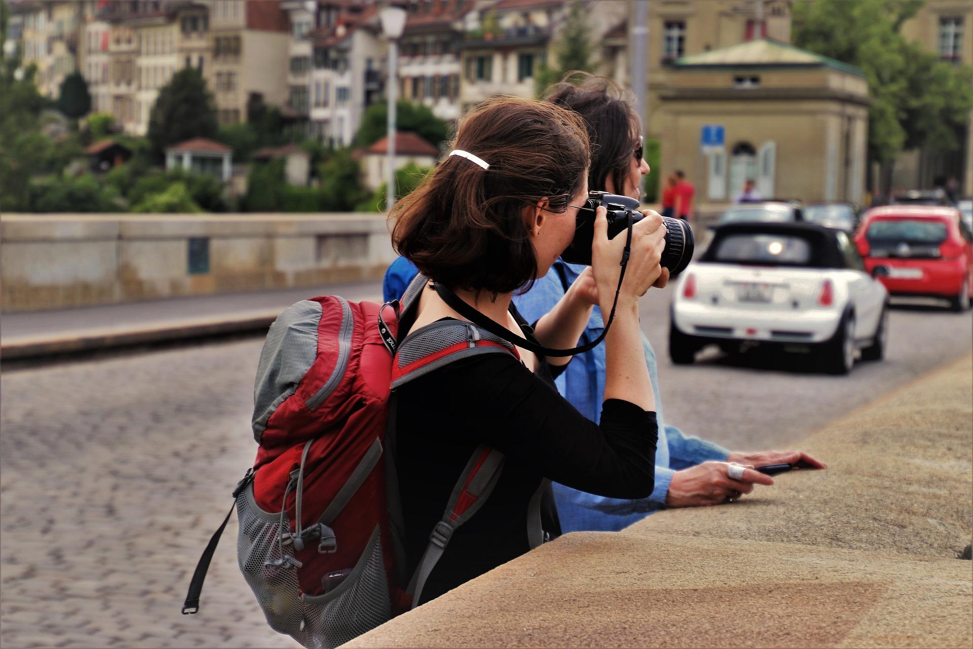 turysta, podróżny