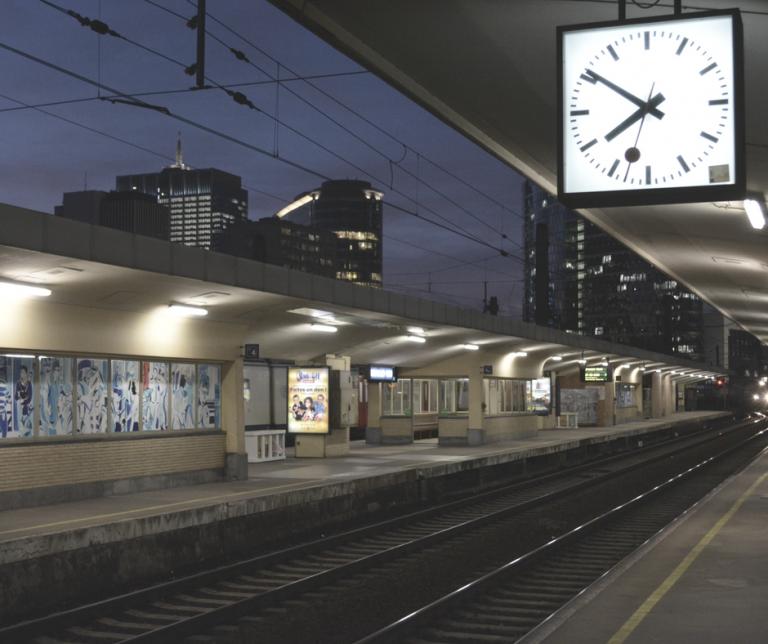 Opóźnienie pociągu